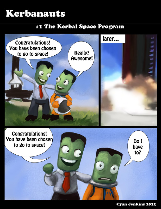 The Kerbal Space Program
